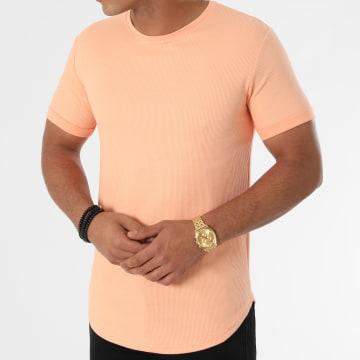 LBO - Tee Shirt Oversize 1847 Orange Pastel