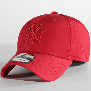 New Era - Casquette 9Forty Tonal 60137493 New York Yankees Rouge