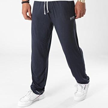BOSS - Pantalon Jogging Smooth 50451898 Bleu Marine