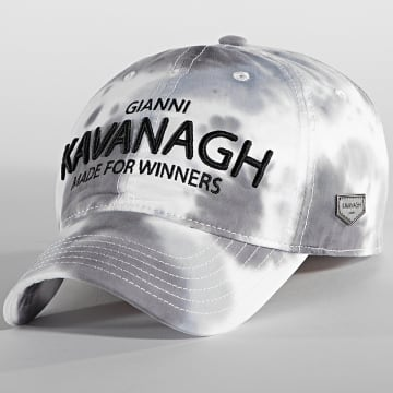 Gianni Kavanagh - Casquette GKM001769 Blanc Gris