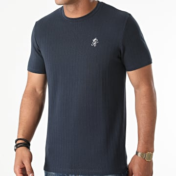 Gym King - Tee Shirt Riviera Bleu Marine
