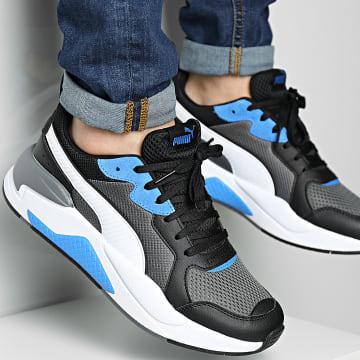 Puma - Baskets X-Ray 372602 Castlerock White Black Blue