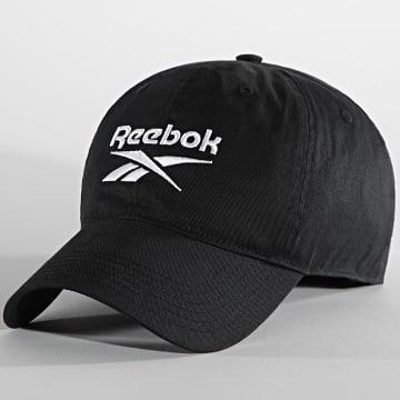 Reebok - Casquette Logo GP0124 Noir