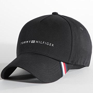 Tommy Hilfiger - Casquette Uptown Cap 7347 Noir