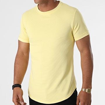 Uniplay - Tee Shirt Oversize T790 Jaune