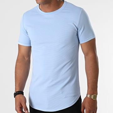 Uniplay - Tee Shirt Oversize T790 Bleu Clair