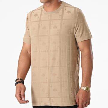 Uniplay - Tee Shirt TSJ-14 Beige