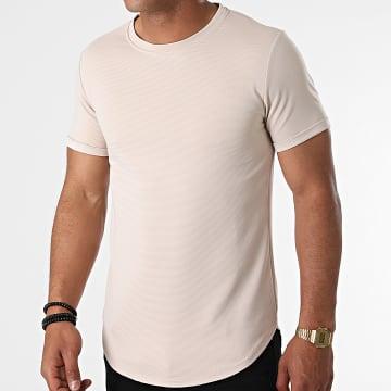 Uniplay - Tee Shirt Oversize T790 Beige