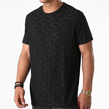 Uniplay - Tee Shirt TSJ-03 Noir