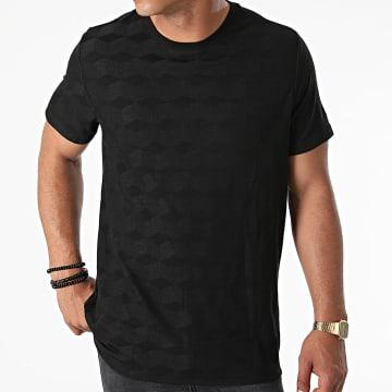 Uniplay - Tee Shirt TSJ-05 Noir