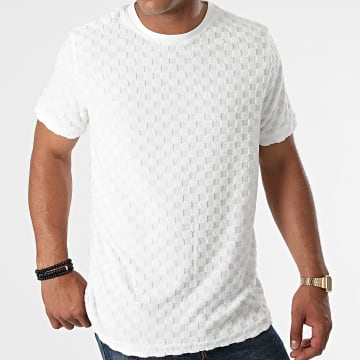 Uniplay - Tee Shirt TSJ-01 Ecru