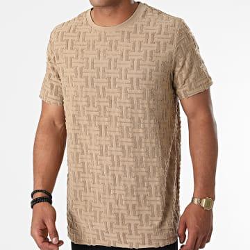 Uniplay - Tee Shirt TSJ-10 Beige