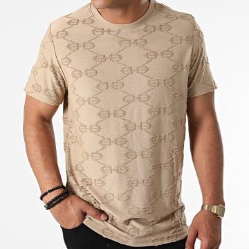 Uniplay - Tee Shirt TSJ-15 Beige