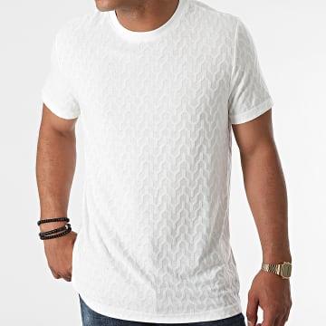 Uniplay - Tee Shirt TSJ-08 Ecru