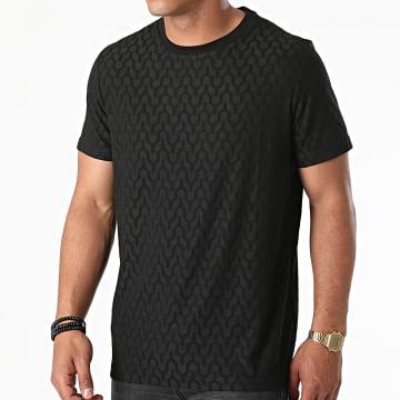 Uniplay - Tee Shirt TSJ-08 Noir