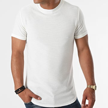 Uniplay - Tee Shirt Oversize T756 Ecru