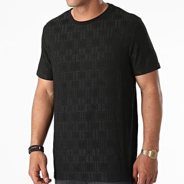 Uniplay - Tee Shirt TSJ-12 Noir