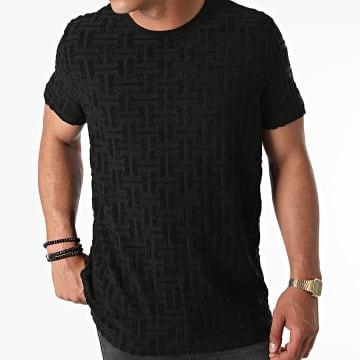 Uniplay - Tee Shirt TSJ-10 Noir