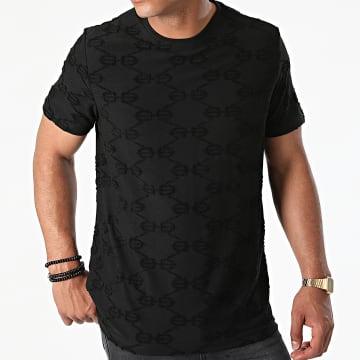 Uniplay - Tee Shirt TSJ-15 Noir