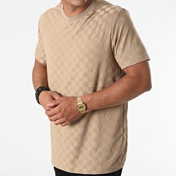 Uniplay - Tee Shirt TSJ-13 Beige