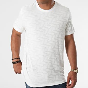 Uniplay - Tee Shirt TSJ-03 Ecru