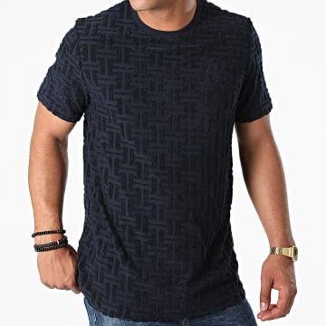 Uniplay - Tee Shirt TSJ-10 Bleu Marine