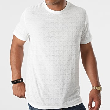 Uniplay - Tee Shirt TSJ-09 Ecru