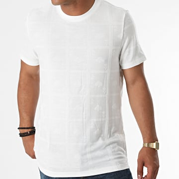 Uniplay - Tee Shirt TSJ-14 Ecru