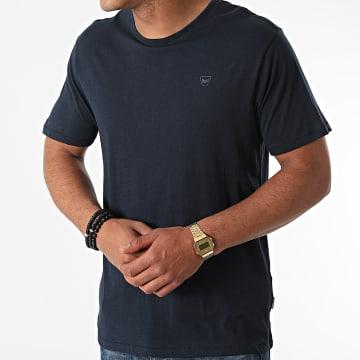 Kaporal - Tee Shirt Banks Bleu Marine