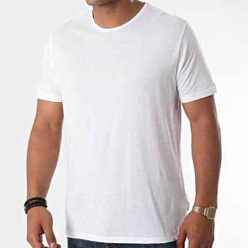 Kaporal - Tee Shirt Banks Blanc