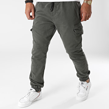 Paname Brothers - Jogger Pant Jim Gris Anthracite