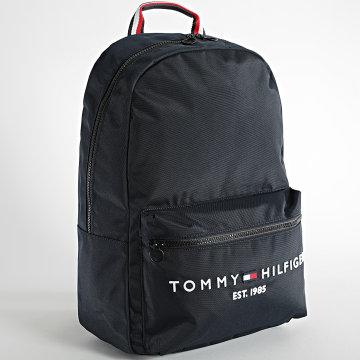 Tommy Hilfiger - Sac A Dos Established 7546 Bleu Marine