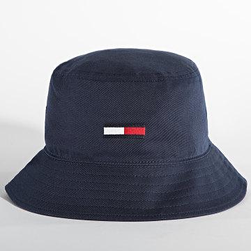 Tommy Jeans - Bob Flag Bucket 7525 Bleu Marine