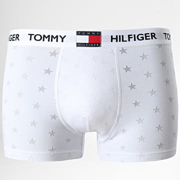 Tommy Hilfiger - Boxer All Over Stars 2199 Blanc