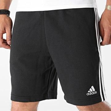 Adidas Performance - Short Jogging A Bandes Juventus GR2918 Noir
