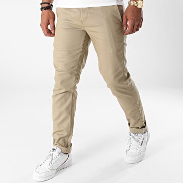 Dickies - Pantalon Chino Sherburn A4X9Q Beige