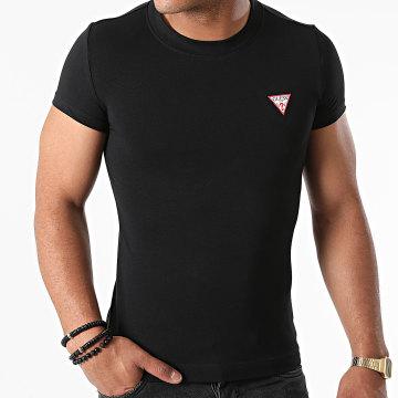 Guess - Tee Shirt W1YI0Z-J1311 Noir