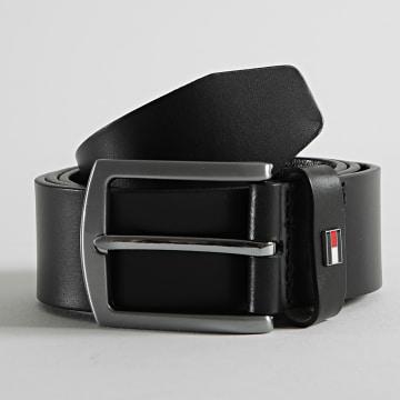 Tommy Hilfiger - Ceinture Denton Leather 7644 Noir