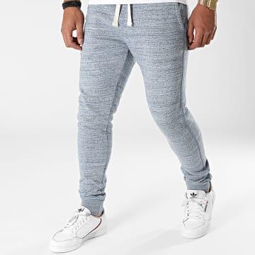 Blend - Pantalon Jogging 20706982 Bleu Chiné