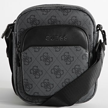 Guess - Sacoche HMVEZL Gris Anthracite