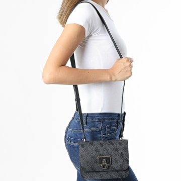 Guess - Sac A Main Femme HWAC78 Gris Anthracite