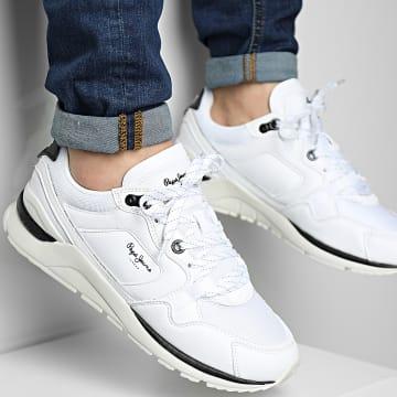 Pepe Jeans - Baskets X20 BW PMS30781 White