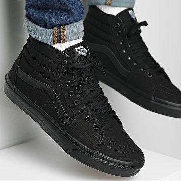 Vans - Baskets Sk8-Hi TS9BJ4 Black Black