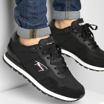 Tommy Jeans - Baskets Lifestyle Mix Runner 0722 Black