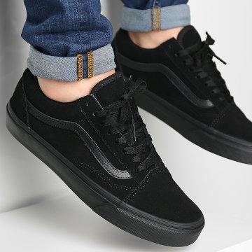 Vans - Baskets Old Skool Suede 38G1NRI Black Black Black