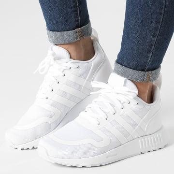 Adidas Originals - Baskets Femme Multix Q47135 Cloud White