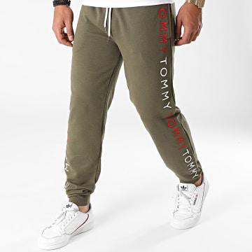 Tommy Hilfiger - Pantalon Jogging 2145 Vert Kaki