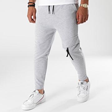 2Y Premium - Pantalon Jogging 2012 Gris Chiné