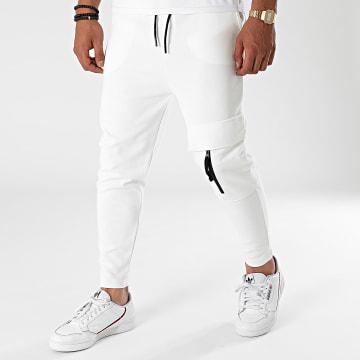 2Y Premium - Pantalon Jogging 2012 Ecru