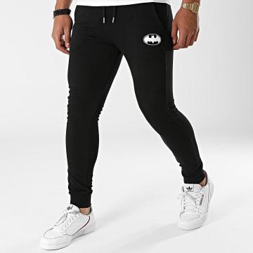 DC Comics - Pantalon Jogging Batman Logo Noir Blanc
